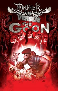 Dethklok vs The Goon