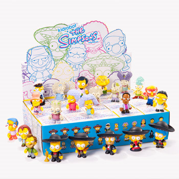 Simpsons Blind Boxes Series 2