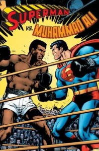 Superman vs Muhammad Ali DcC Comics