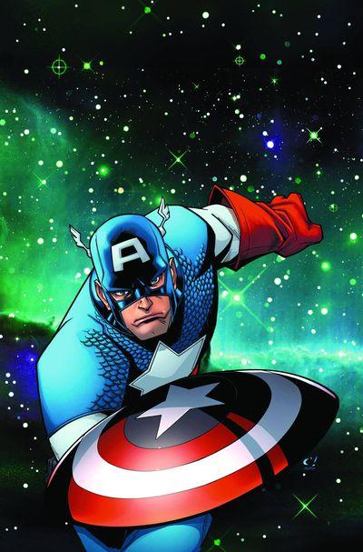 Craig Rousseau, Korvac, Captain America, Ben McCool