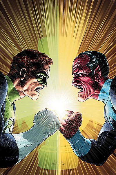 Sinestro, Green Lantern #60, Hal Jordan