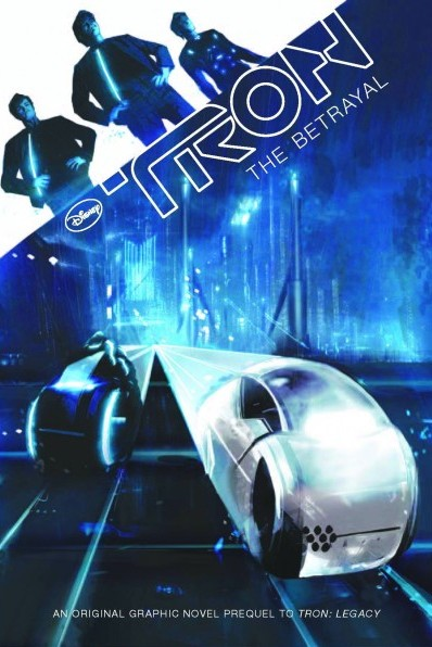 Tron Betrayal TP Fabian Disney Press