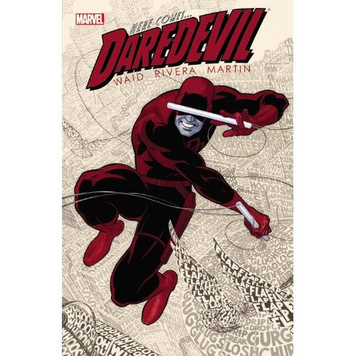 Daredevil by Mark Waid Paolo Rivera Marcos Martin