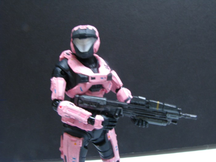 Halo Reach Female Assault Spartan - The Daily Planet