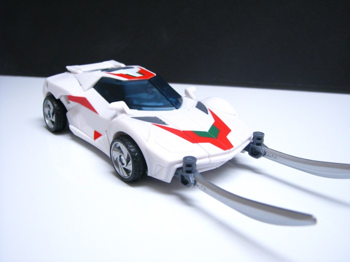 Transformers prime wheeljack car - photo#22