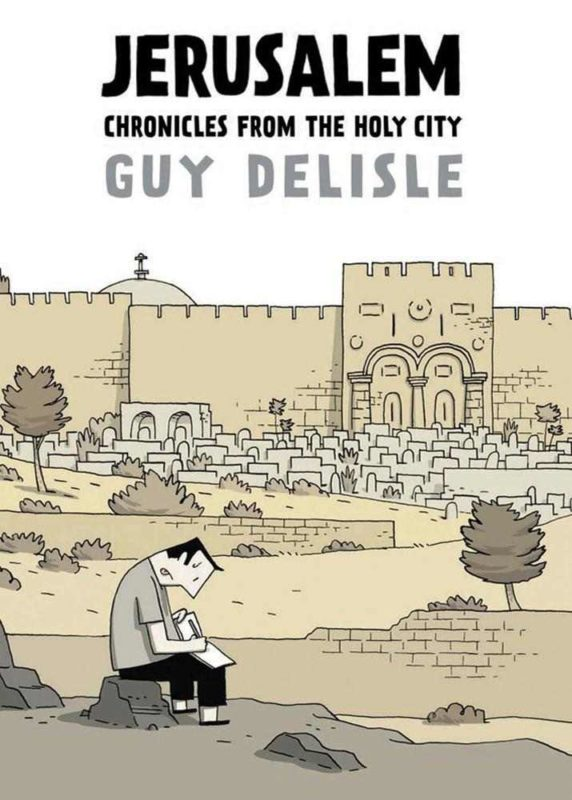 Guy Delisle Jerusalem