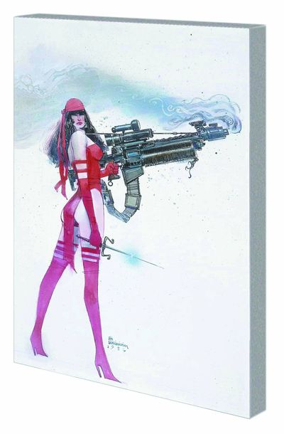 9780785163565 Frank Miller Elektra Assassin Bill Sienkiewicz Marvel graphic novel