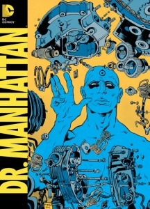 Paul Pope Dr. Manhattan Before Watchmen