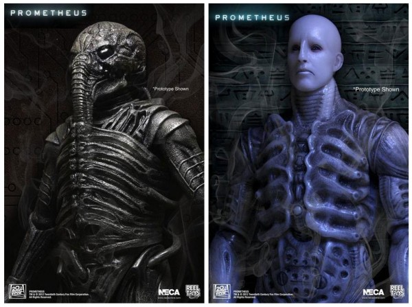 Prometheus Engineer NECA toys action figures NECA