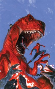 Avenging Spider-Man + Devil Dinosaur