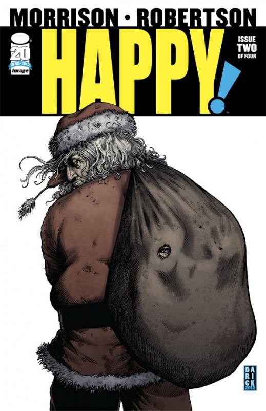Happy 32 Grant Morrison Robertson Image Comics