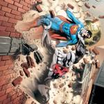 Grant Morrison Action Comics #16