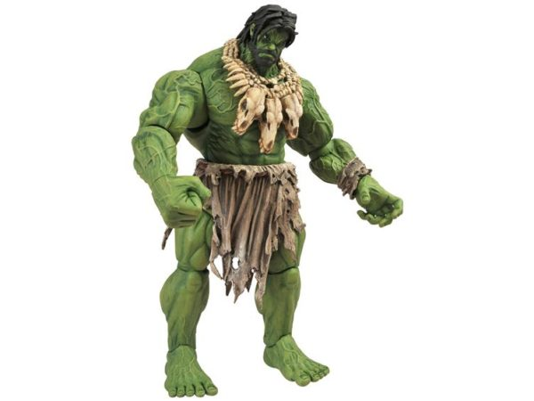 Marvel Select Barbarian Hulk Diamond Previews