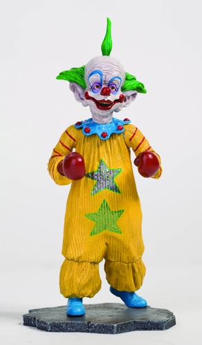 KKFOS toys tiny killer klowns toys from outer space