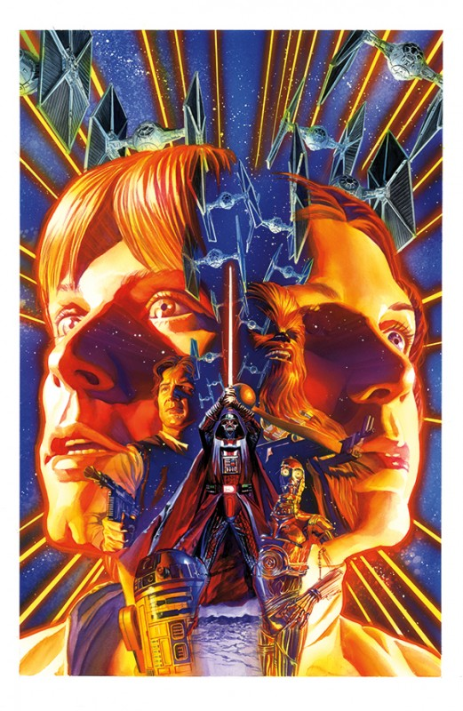 Star Wars Brian Wood Dark Horse Comics #1