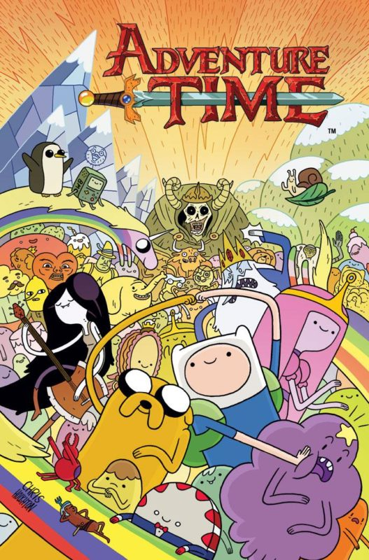 boom volume 1 tp adventure time