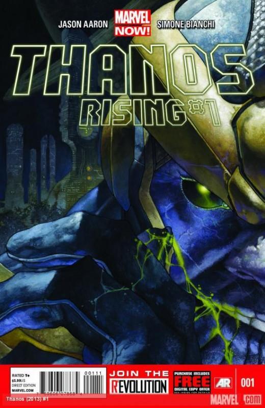 Thanos #1 Bianchi