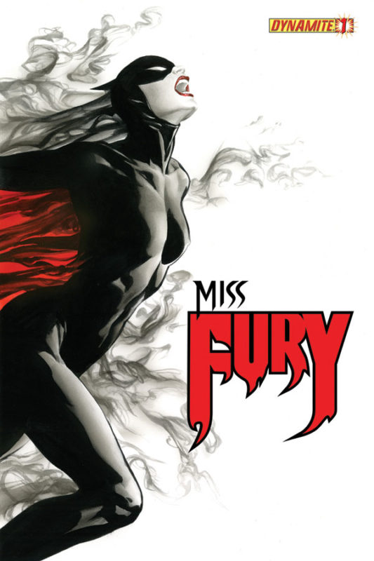 Miss Fury #1 from Dynamite