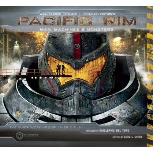Pacific Rim Art Book Wayne Barlowe etc