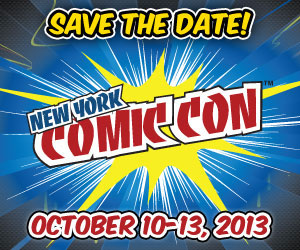 Forbidden Planet NYCC tickets 2013