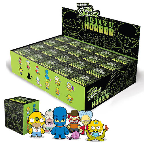 Simpsons blind box treehouse of horror