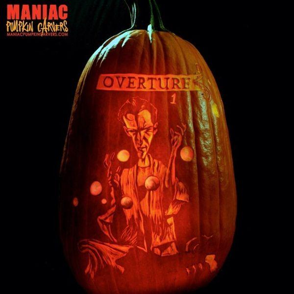 Maniac Pumpkin Carvers Sandman Overture #1