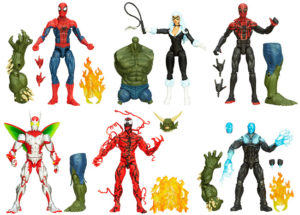 Amazing-Spider-Man-2-Marvel-Legends-Infinite-Series-Set