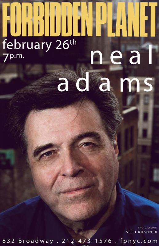 Neal-Adams-Signing