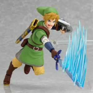 Nintendo-Legend-of-Zelda-Skyward-Sword-Link-Figma-Action-Figure