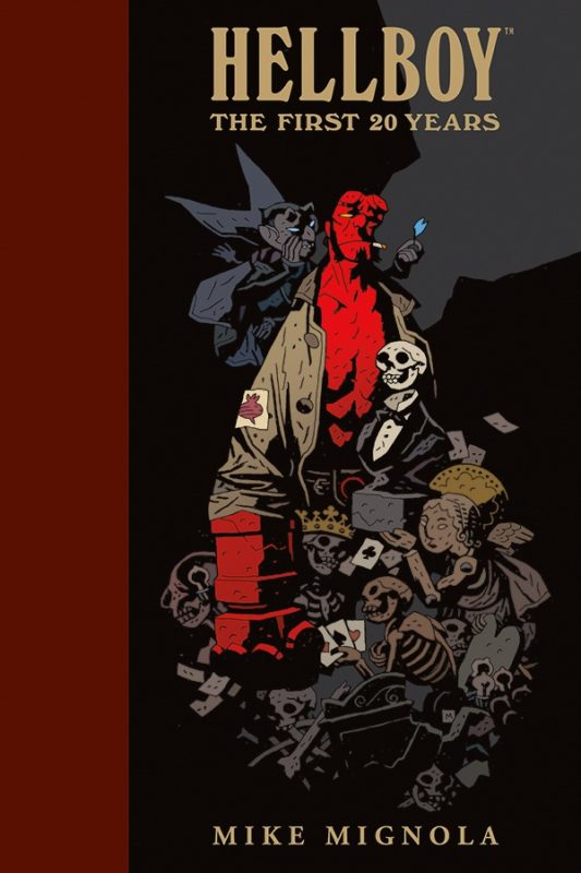 Mike Mignola Forbidden Planet