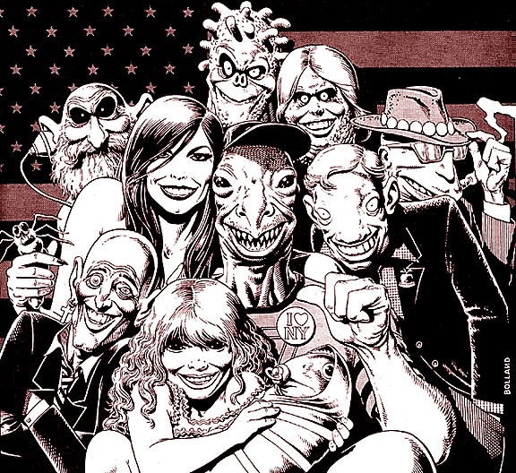 ForbiddenPlanetNYC_original_cast_Brian_Bolland