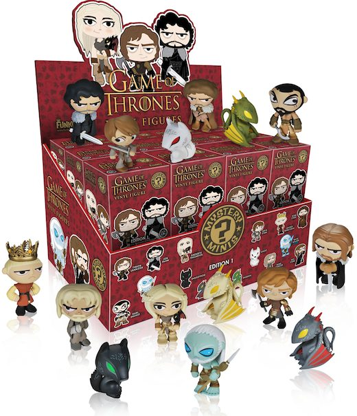 Game of Thrones Funko blind box