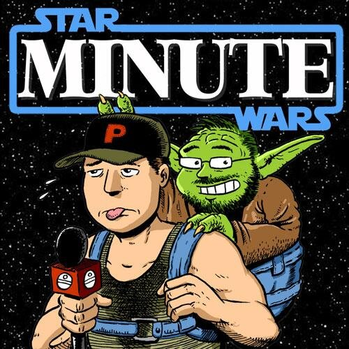 Pete Bonavita Alex Robinson Star Wars Minute podcast