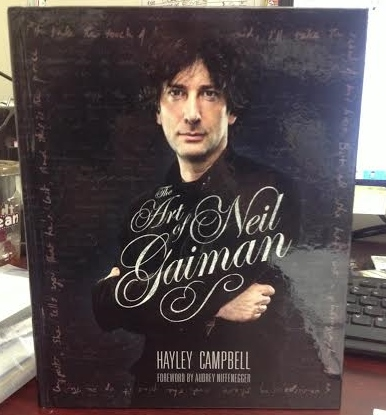 art-of-neil-gaiman-book