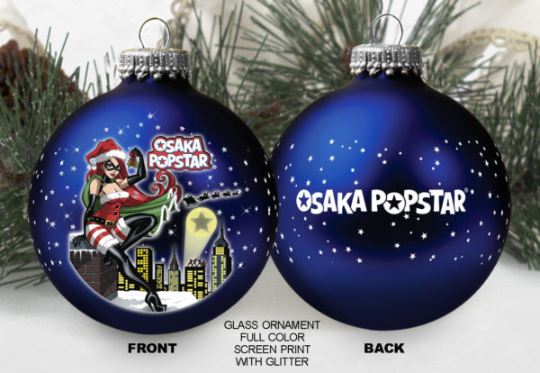 OsakaPopstarGlassXmas