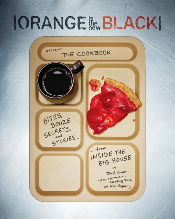 Orange is the New Black Cookbook, cook book, OITNB