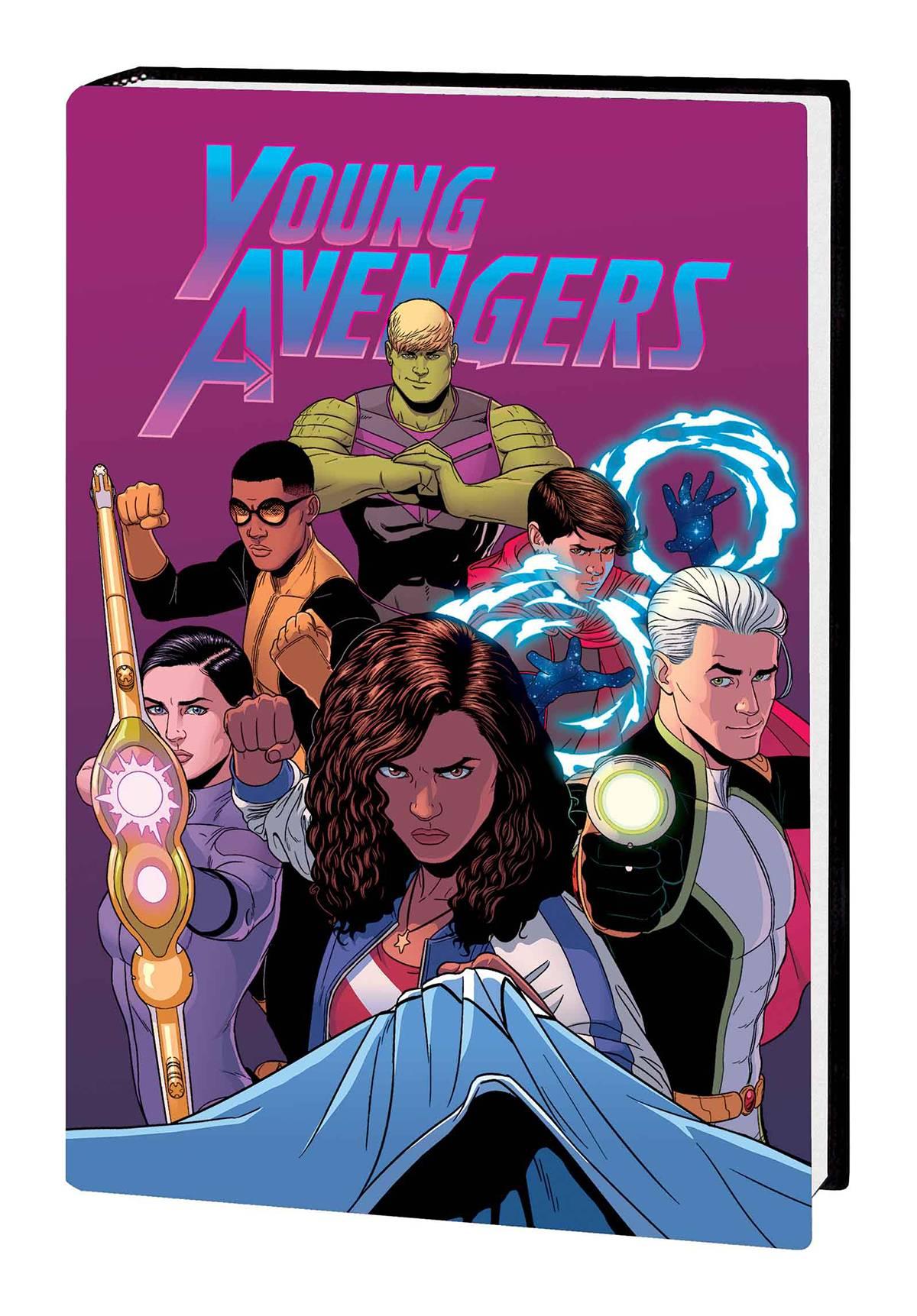 Kieron Gillen Young Avengers Omnibus