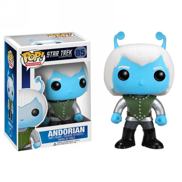 Star Trek Andorian Pop Vinyl figure
