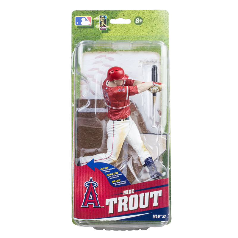 Mike Trout MLB 33 #27