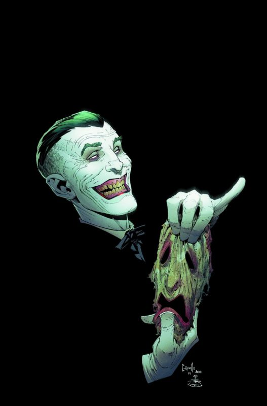Scott Snyder Joker Endgame Batman Death