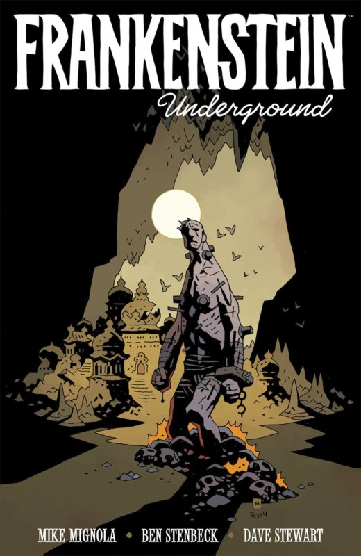 Mike Mignola Forbidden Planet NYC graphic novel