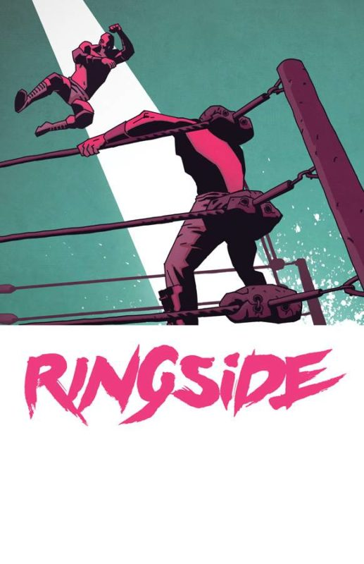 Ringside Joe Keatinge Image Comics Forbidden Planet NYC