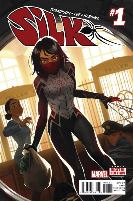 Silk Marvel #1
