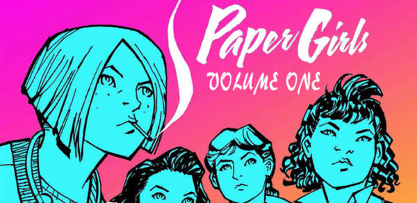 Paper Girls Brian K. Vaughan Cliff Chiang FPNYC