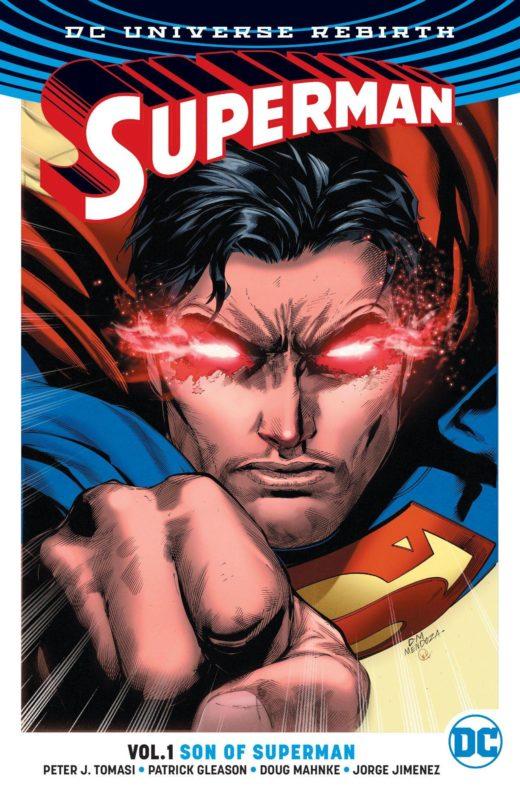 Superman Rebirth TP Son of Superman Peter Tomasi