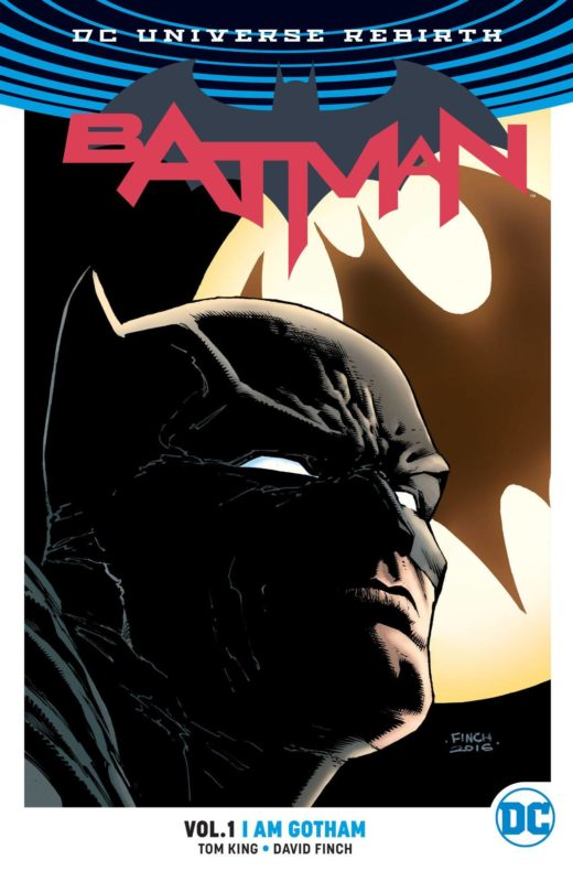Batman Rebirth Gotham I am Gotham Scott Snyder Tom King